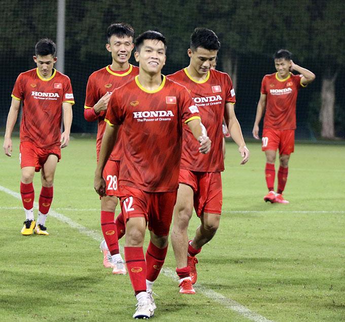 U23 Việt Nam sẽ thi đấu với Đài Bắc Trung Hoa vào ngày 27/10 trước khi đấu với Myanmar ngày 2/11