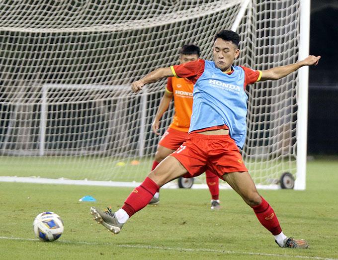 Sau trận giao hữu quốc tế hòa 1-1 với ĐT U23 Tajikistan, ĐT U23 Việt Nam sẽ có thêm trận đấu giao hữu quốc tế nữa với đối thủ là U23 Kyrgyzstan vào ngày 17/10 tới.