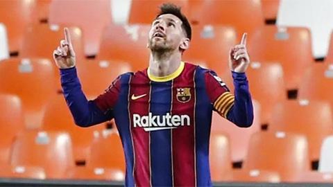 Cuộc đua phá lưới La Liga cân bằng hơn khi vắng Messi