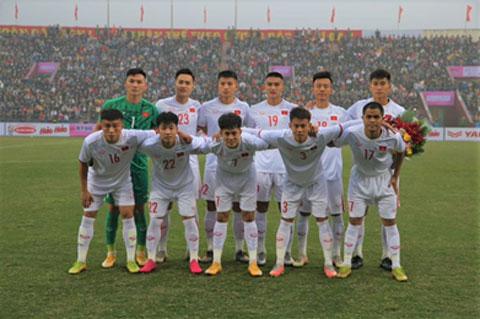 Đội tuyển U-23 Quốc gia Việt Nam