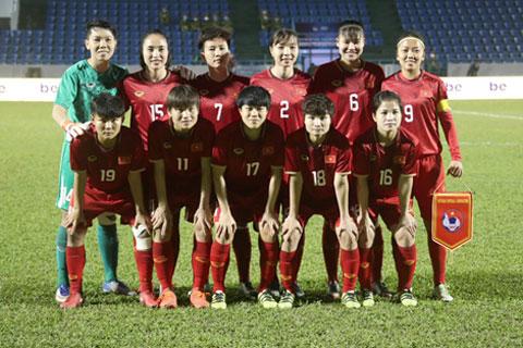 Đội tuyển Nữ Quốc Gia