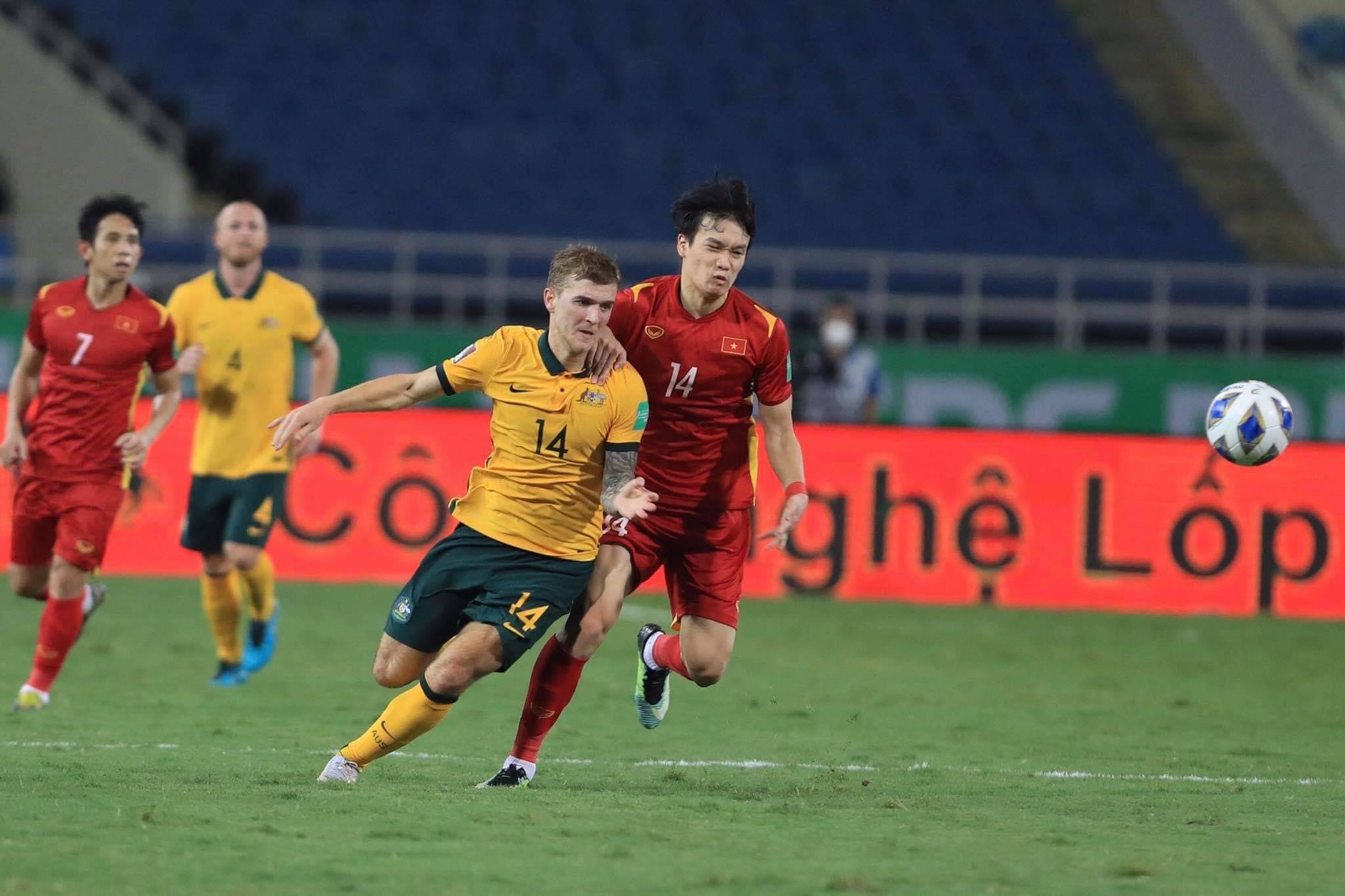 Hoàng Đức tiếp tục nhận lời đề nghị từ Oman sau màn trình diễn ấn tượng cùng ĐT Việt Nam ở vòng loại thứ 3 World Cup 2022 - Ảnh: Đức Cường
