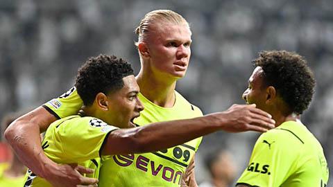 Sancho, Foden,  Gavi, Haaland lọt vào top 30 cầu thủ trẻ xuất sắc nhất châu Âu