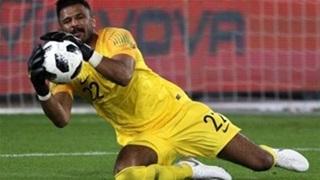 Đối thủ nặng ký của ĐT Việt Nam mất thủ môn số 1
