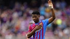 4 sao mai Barca lọt vào đội hình U18 hay nhất thế giới