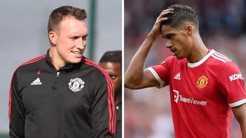 Leicester vs Man United: Phil Jones và Rashford có tên