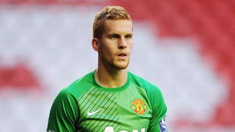 Chuyện buồn đời dự bị cho vị trí thủ môn ở Man United