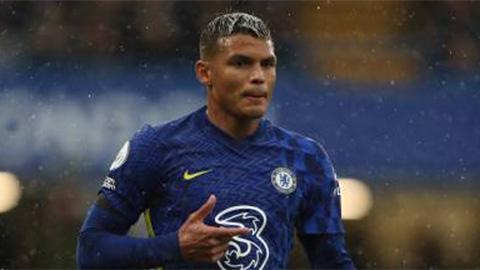Tuchel bực bội vì Chelsea mất Silva ở trận gặp Brentford