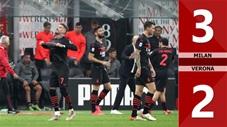 AC Milan vs Verona: 3-2 (Vòng 8 Serie A 2021/22)