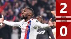 Lyon vs Monaco: 2-0 (Vòng 10 Ligue 1 2021/22)