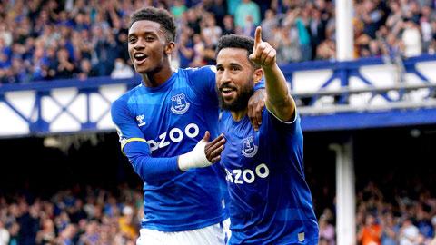 Townsend và Gray, cứu tinh của Everton