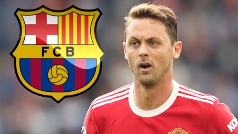 Barca bất ngờ liên hệ với Matic