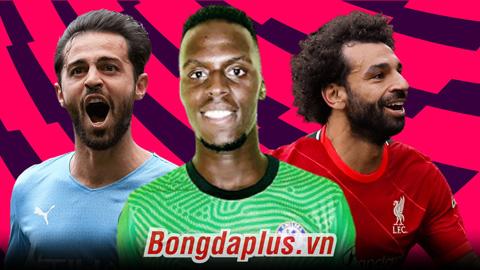 Điểm nhấn Ngoại hạng Anh: Vinh danh Salah, tiếc cho Mendy và mừng cho Bernardo