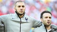 Benzema chuẩn bị về Pháp dự phiên xét xử vụ tống tiền Valbuena