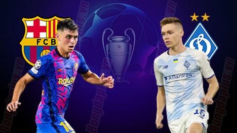 Nhận định bóng đá Barcelona vs Dinamo Kiev, 23h45 ngày 20/10:  Đẳng cấp lên tiếng