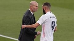 Zidane ủng hộ Benzema giành Quả bóng Vàng