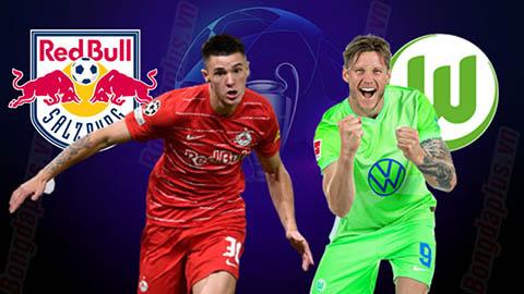 Nhận định bóng đá Salzburg vs Wolfsburg, 23h45 ngày 20/10