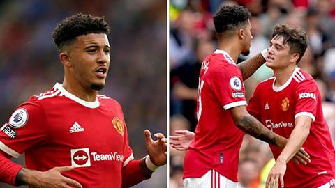 Sancho bị dàn sao Man United nghi ngờ về năng lực