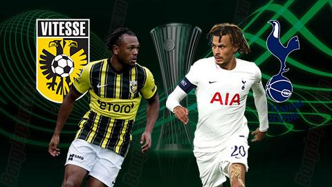 Nhận định bóng đá Vitesse vs Tottenham, 23h45 ngày 21/10: Nối dài mạch thắng