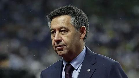 Bartomeu quyết tái ứng cử chủ tịch Barcelona