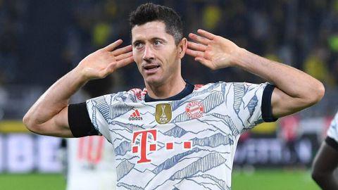 De Bruyne ủng hộ Lewandowski giành Quả bóng Vàng 2021