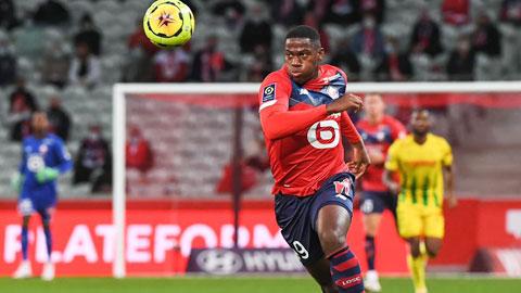 Lille trông chờ vào Jonathan David ở màn so tài Sevilla
