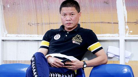 """HLV Chu Đình Nghiêm: """"Tôi muốn tạo bản sắc  cho bóng đá Hải Phòng"""""""