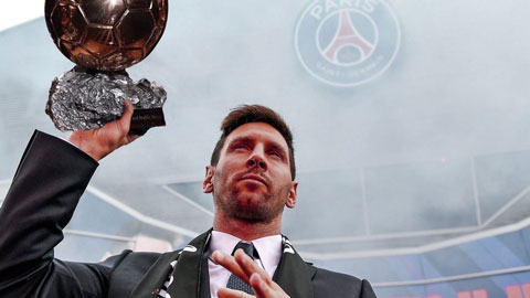 Lionel Messi & cú đúp mang về Quả bóng vàng thứ 7?