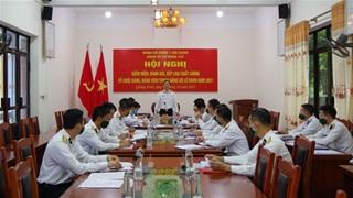 Đảng uỷ Lữ đoàn 147 Hải quân: Hội nghị kiểm điểm, đánh giá, xếp loại chất lượng tổ chức đảng, đảng viên năm 2021