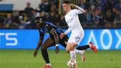 Man City thắng đậm Club Brugge trên sân khách: Foden khiến Pep