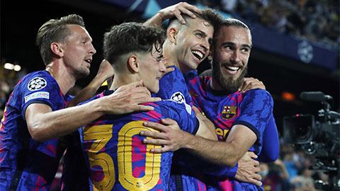 Barcelona trở lại và cục diện các bảng Champions League sau lượt trận thứ 3