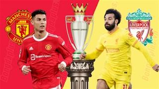 22h30 ngày 24/10: Man United vs Liverpool