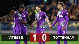 Gục ngã trước siêu phẩm, Tottenham nguy cơ sớm chia tay Conference League