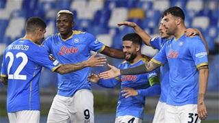 Vòng bảng Europa League: Lyon ngược dòng, Napoli, West Ham đại thắng