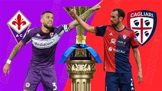 20h00 ngày 24/10, Fiorentina vs Cagliari