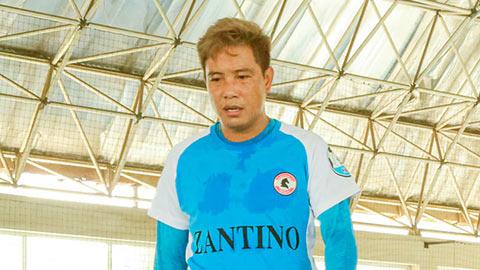 Cựu tuyển thủ Việt Nam chuyển sang thi đấu futsal chuyên nghiệp