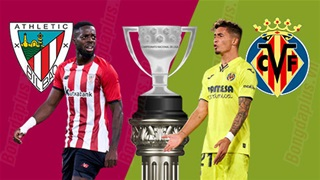 02h00 ngày 24/10, Athletic Bilbao vs Villarreal