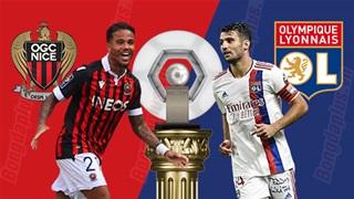 18h00 ngày 24/10, Nice vs Lyon