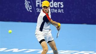 Jannik Sinner trước cơ hội có danh hiệu ATP thứ tư trong năm
