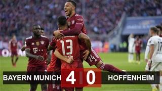 Bayern tặng quà HLV Nagelsmann bằng chiến thắng tưng bừng