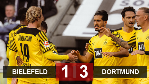 Ca khúc khải hoàn, Dortmund đua song mã cùng Bayern