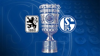 23h30 ngày 26/10: 1860 Munich vs Schalke