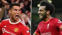 MU vs Liverpool: Ronaldo và Salah ai giỏi hơn?