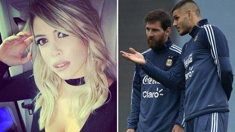 Messi muốn PSG bán Icardi sau lùm xùm bị vợ bỏ