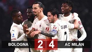 Thắng trận thứ 5 liên tiếp, Milan chiếm đỉnh Serie A
