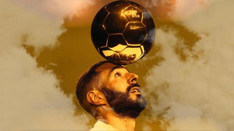 Benzema & lời tuyên bố tới cuộc đua Quả bóng vàng tại El Clasico