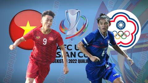 U23 Việt Nam vs U23 Đài Bắc Trung Hoa, 17h00 ngày 27/10: Thắng và hơn thế nữa