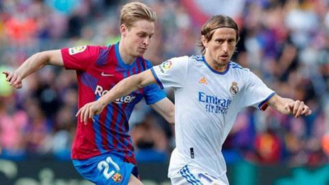Barcelona thua nhưng không quá kém Real Madrid