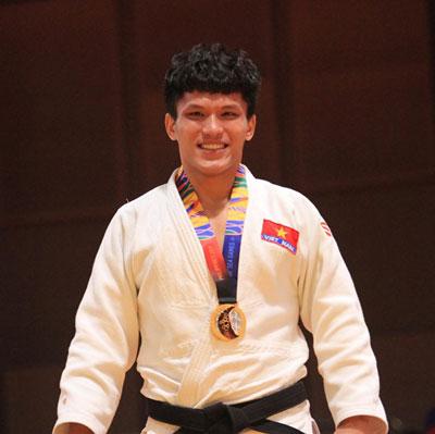 HCV Judo, hạng 90kg nam