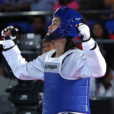 HCV Taekwondo, 62 kg nữ